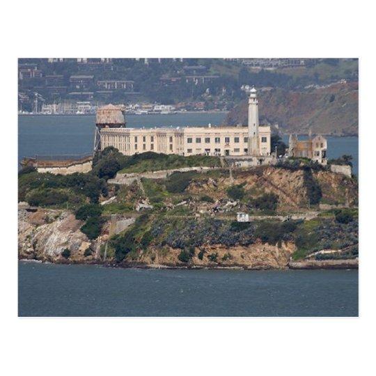Alcatraz Island 2 Postcard