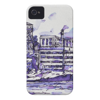 ALCATRAZ ISLAND Case-Mate iPhone 4 CASE