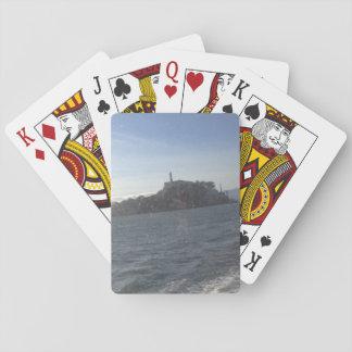 Alcatraz Island Classic Playing Cards