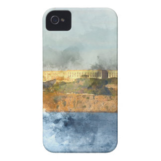 Alcatraz Island in San Francisco California Case-Mate iPhone 4 Case