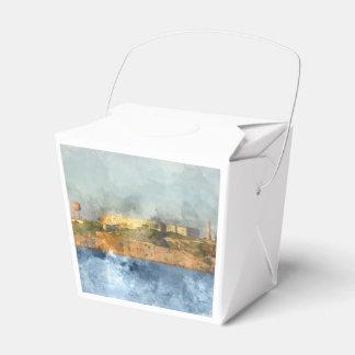 Alcatraz Island in San Francisco California Favour Box