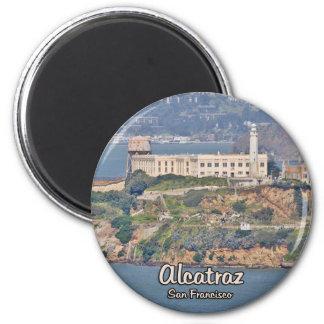Alcatraz Island Magnet