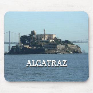 Alcatraz Mouse Pad