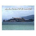 Alcatraz Postcards