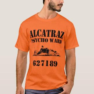 Alcatraz Psycho Ward (Personalized) T-Shirt