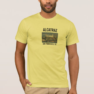 ALCATRAZ , SAN FRANCISCO, CA T-Shirt