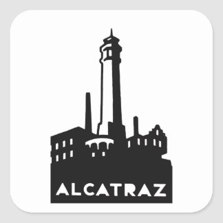 Alcatraz Stickers