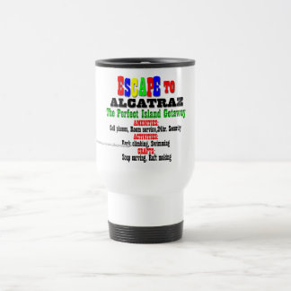 ALCATRAZ TRAVEL MUG