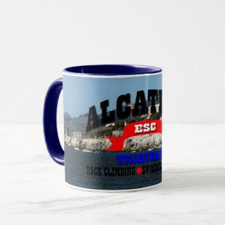 Alcatraz Triathlon Mug