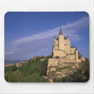 Alcazar, Segovia, Castile Leon, Spain Mouse Pad