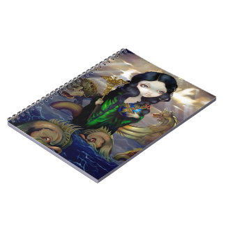 """Alchemical Seas"" Notebook"