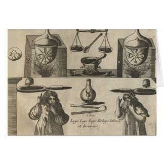 Alchemists Card