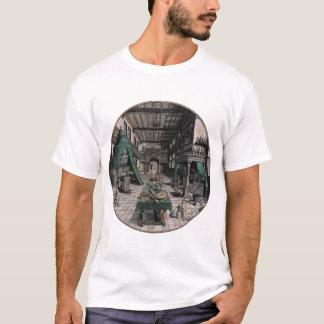 Alchemist's Laboratory - Heinrich Khunrath - 1595 T-Shirt