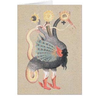Alchemy Dragon Card