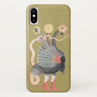 Alchemy Dragon Gold iPhone X Case