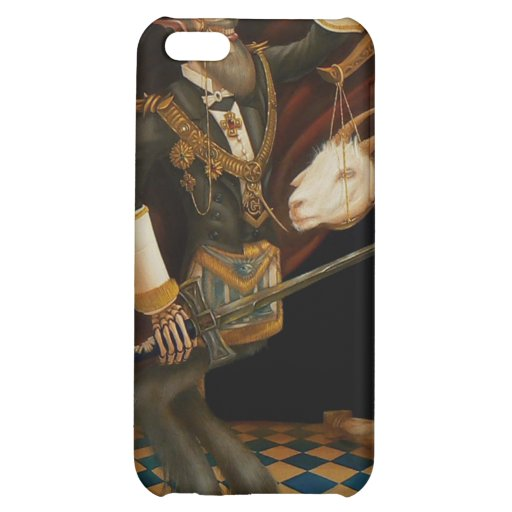 Alchemy iPhone 5C Cover