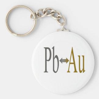 Alchemy Key Ring