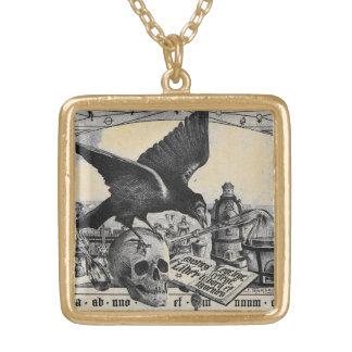 Alchemy Laboratory Gold Plated Necklace