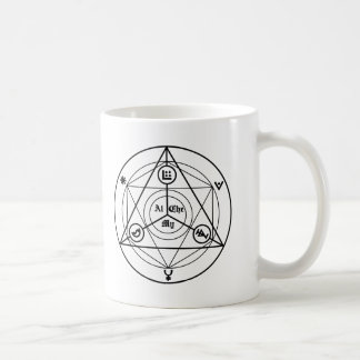 Alchemy manifesto coffee mug