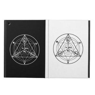 Alchemy manifesto iPad air case