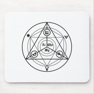 Alchemy manifesto mouse pad