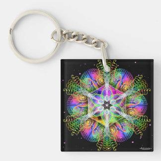 Alchemy of Joy/From the Heart Key Ring