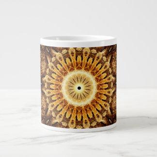 Alchemy of the Mind Mandala Large Coffee Mug