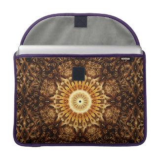 Alchemy of the Mind Mandala MacBook Pro Sleeves