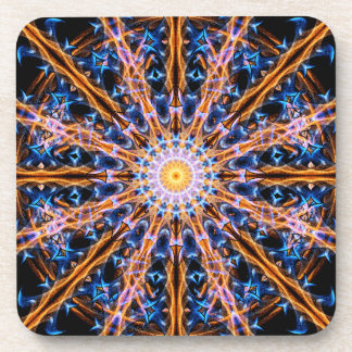 Alchemy Star Mandala Coaster
