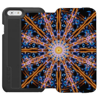Alchemy Star Mandala Incipio Watson™ iPhone 6 Wallet Case