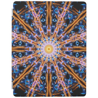 Alchemy Star mandala iPad Cover