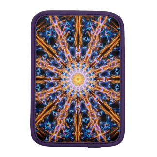 Alchemy Star mandala iPad Mini Sleeve