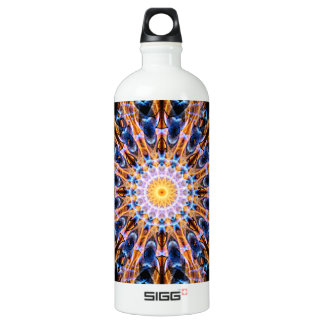 Alchemy Star Mandala Water Bottle