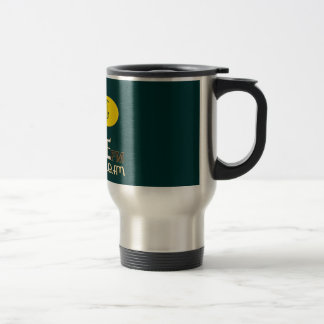 ALCHILE FM RADIO CUSTOMIZABLE PRODUCTS STAINLESS STEEL TRAVEL MUG
