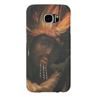 Alchitrof Emperor Ethiopia Cristofano dell'Altissi Samsung Galaxy S6 Cases