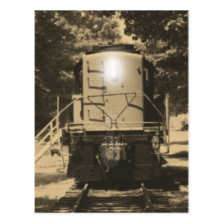 Alco S-4 Locomotive Post Cards