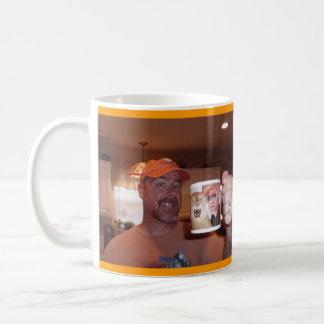 Alcohol and Pork Fueled Madness Basic White Mug