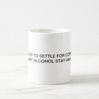 ALCOHOL INSTEAD MORPHING MUG