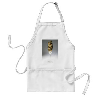 Alcohol kills....(with bullets :) apron