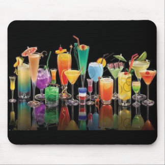 ALCOHOL MOUSE PAD