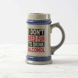 Alcohol Mug