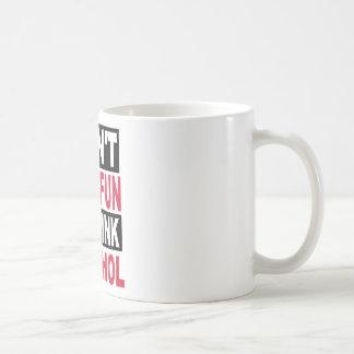 Alcohol Mugs