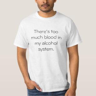 60159256b7 In My Alcohol Gifts T-Shirts & Shirt Designs | Zazzle.com.au