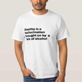 alcohol  t shirt quote white