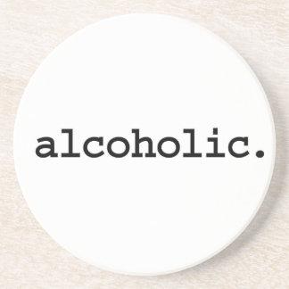 alcoholic. beverage coaster