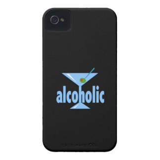Alcoholic iPhone 4/4S Case-Mate Barely There iPhone 4 Covers