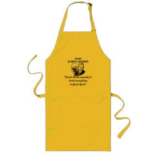Alcoholics Unanimous BBQ/Kitchen Apron