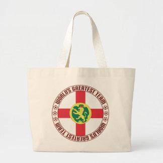 Alderney Greatest Team Jumbo Tote Bag