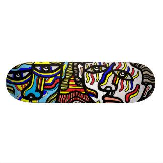 """Aldo"" Skateboard Deck"
