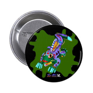 ALEBRIJES LARGARTO CUSTOMIZABLE PRODUCTS BUTTONS